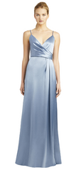 JILL JILL STUART - Thandie Slip Blue Dress - Rent Designer Dresses at Girl Meets Dress