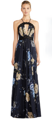 JILL JILL STUART - Rosie Floral Chiffon Gown - Rent Designer Dresses at Girl Meets Dress