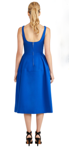 JILL JILL STUART - Meghan Sweetheart Blue Dress - Designer Dress hire