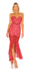 LOVERS + FRIENDS - Keva Gown - Designer Dress Hire