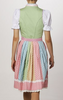 KRUGER DIRNDL - Multi Colour Krüger Dirndl - Designer Dress hire