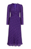 GHOST - Margaux Leslie Leopard Dress - Designer Dress hire