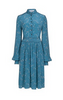 FOREVER UNIQUE - Imogen Dress Blue - Designer Dress hire