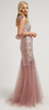 LUXUAR FASHION - Astride Gown - Designer Dress hire