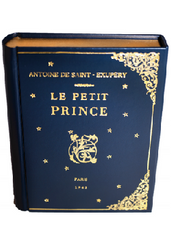 By M. - Le Petit Prince Clutch - Designer Dress Hire
