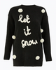 M&S COLLECTION - Snow Christmas Jumper - Designer Dress hire