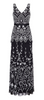 WHISTLES - Dena Sequin Dress - Designer Dress hire