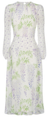 MADDERSON LONDON - Titania Wisteria Dress - Designer Dress Hire