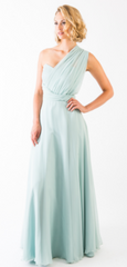 MAIDS TO MEASURE - Multi Maid Green - Designer Dress Hire