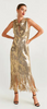 B. YOUNG - Simone Corsage Dress - Designer Dress hire