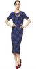 MARC BY MARC JACOBS - Checked Stretch Dress - Designer Dress hire