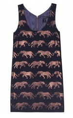 MARC BY MARC JACOBS - Panthera Print Shift Dress - Rent Designer Dresses at Girl Meets Dress