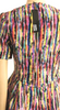 MARKUS LUPFER - Rainbow Zip Up Dress - Designer Dress hire