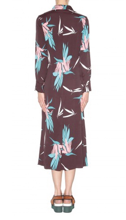 MARNI - Matilda Print Dress - Designer Dress hire