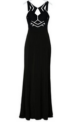 MASCARA - Golightly Black Gown - Rent Designer Dresses at Girl Meets Dress