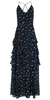 GHOST - Mindy Dress Blue - Designer Dress hire