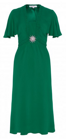 Mima Green Dress