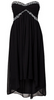 OH MY LOVE - Hook An Eye Cut Out Dress - Designer Dress hire