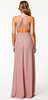 NLY - Chloe Dress Pink - Designer Dress hire