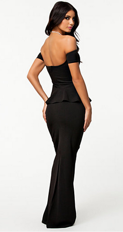 NLY - Pamela Long Dress - Designer Dress hire