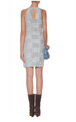 OPENING CEREMONY - Intarsia Knit Dress - Designer Dress hire