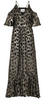 ALICE AND OLIVIA - Iris Printed Dress - Designer Dress hire