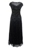 CARMEN MARC VALVO - Twill Peplum Cocktail Dress - Designer Dress hire