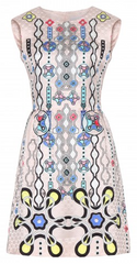 PETER PILOTTO - Abstraction Silk Dress 1 - Designer Dress Hire