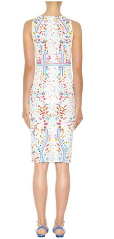PETER PILOTTO - Kia Gem Print Dress - Designer Dress hire