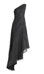 KEEPSAKE - Limits Polka Dot Gown - Rent Designer Dresses at Girl Meets Dress