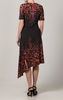 PREEN - Rey Jersey Dress - Designer Dress hire