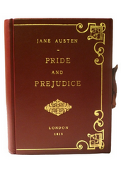 By M. - Pride and Prejudice Clutch - Designer Dress Hire