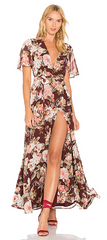 PRIVACY PLEASE - Sienna Kimono Dress - Designer Dress Hire