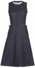 PROENZA SCHOULER - Cotton Denim Dress - Designer Dress hire