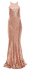 Mango - Sequins Fringed Dress - Designer Dress hire