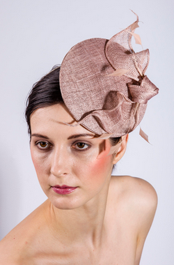 Rachel Black Millinery - Coco - Designer Dress hire