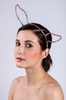 Rachel Black Millinery - Bunny Go Crazy - Designer Dress hire