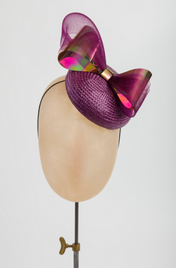 Rachel Black Millinery - Martha - Designer Dress hire
