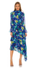 MARC BY MARC JACOBS - Aki Flower Printed Dress - Designer Dress hire