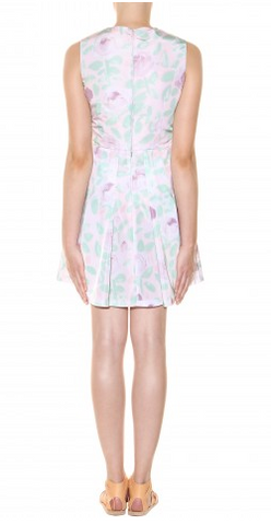 RED VALENTINO - Whimsical Printed Dress - Designer Dress hire
