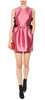 RED VALENTINO - Lace Up Pink Dress - Designer Dress hire
