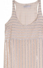 RICHARD NICOLL - Lurex Stripe Dress - Designer Dress hire