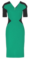 ROLAND MOURET - Nabis Tailored Dress - Rent Designer Dresses at Girl Meets Dress