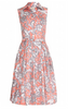 SAMANTHA SUNG - Claire Paisley Dress - Designer Dress hire