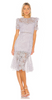 CAMILLA ROSE - Volute Ivory Hat - Designer Dress hire