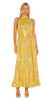 GATSBYLADY - Isobel Red Fringe Dress - Designer Dress hire