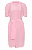 SEE BY CHLOE - Crepe Ruffle Sleeve Dress - Designer Dress hire