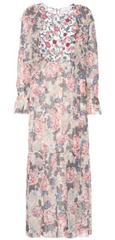 SEE BY CHLOE - Damask Floral Dress - Designer Dress Hire
