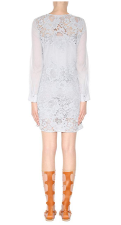 SEE BY CHLOE - Ethereal Featherweight Dress - Designer Dress hire