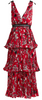ALICE AND OLIVIA - Lanie Open Back Dress - Designer Dress hire